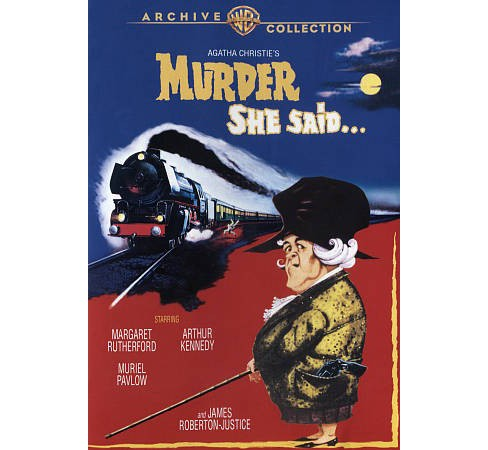 Murder She Said (DVD) - image 1 of 1