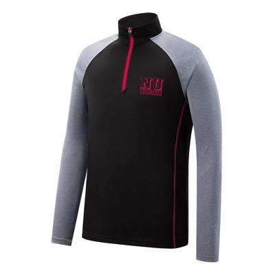 NCAA Nebraska Cornhuskers Men's 1/4 Zip Pullover Sweatshirt