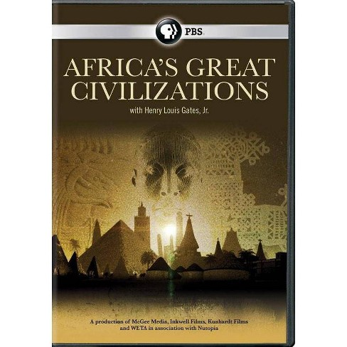 Africa's Great Civilzations (DVD) - image 1 of 1