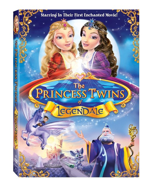 The Princess Twins of Legendale - image 1 of 1