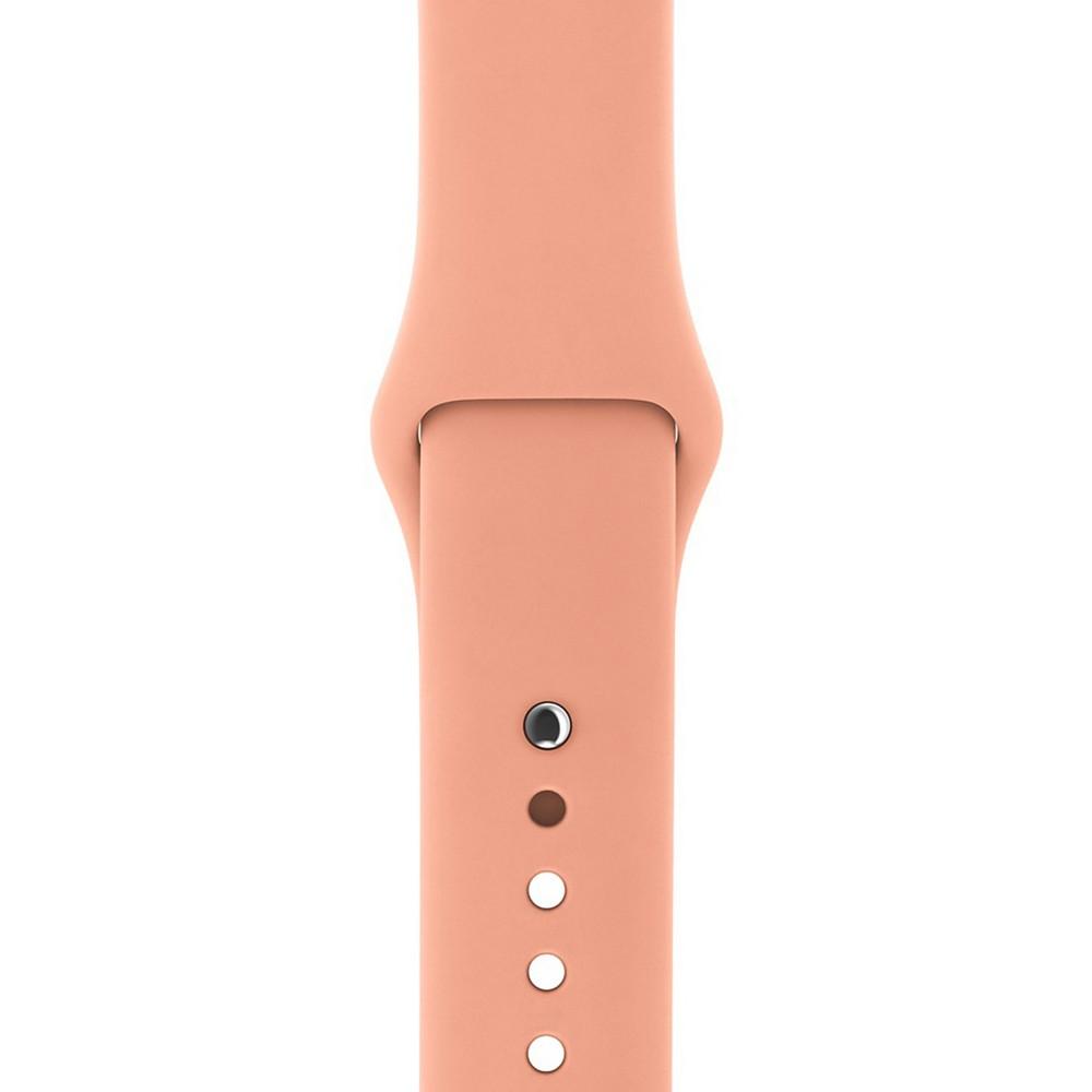 Apple Watch 42mm Sport Band - Flamingo, Pink