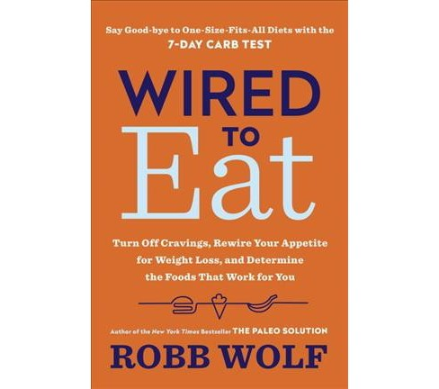 Wired to Eat : Turn Off Cravings, Rewire Your Appetite for Weight Loss, and Determine the Foods That - image 1 of 1