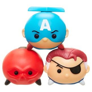 Marvel Tsum Tsum 3pk figures Series 5