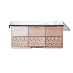 e.l.f. Glow Gleam Beam Beam Highlighting Palette - 0.55oz