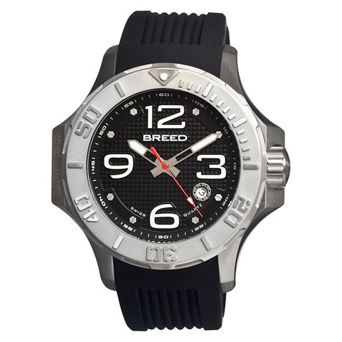 Men's Breed Henry Watch with Bezel - image 1 of 3