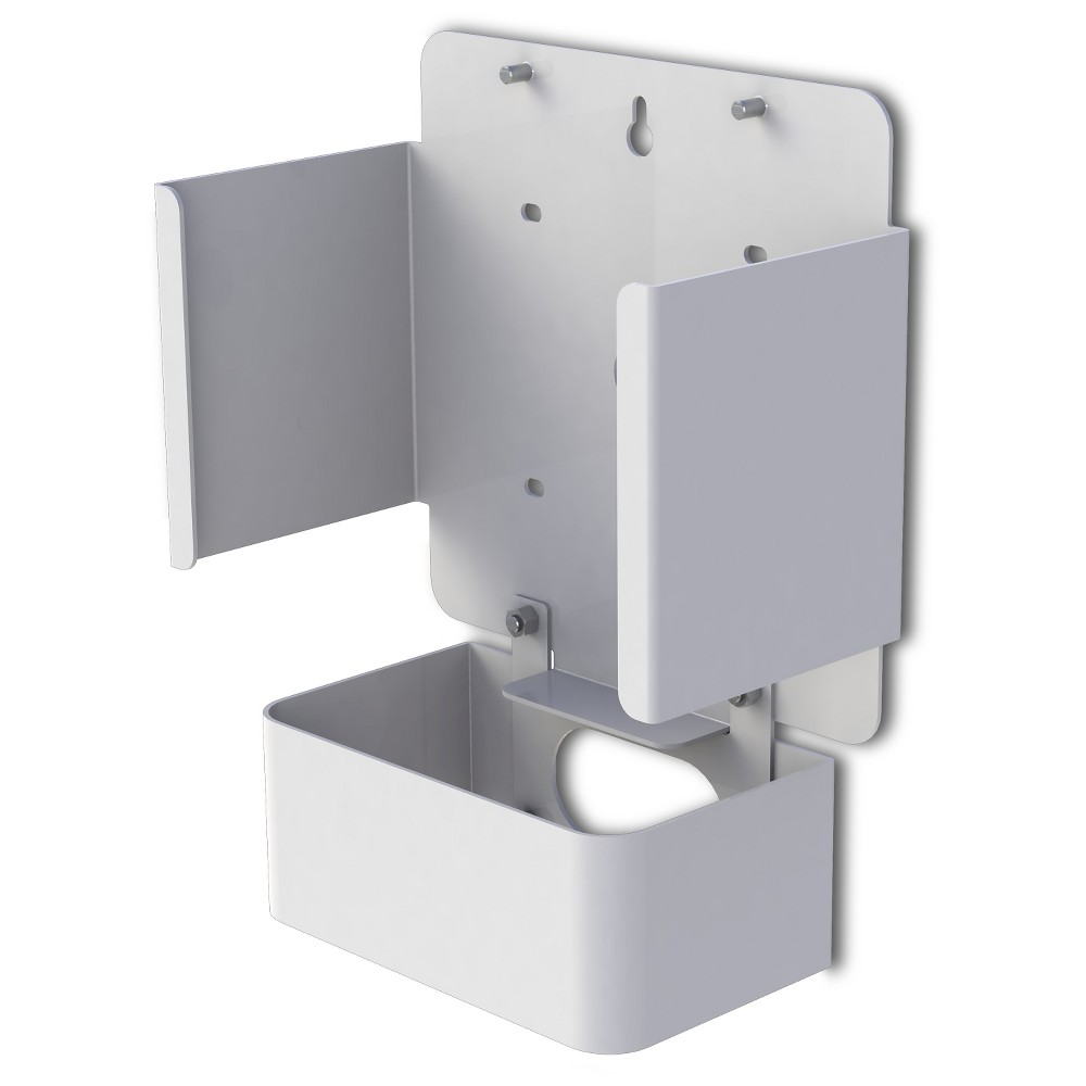 Flexson Wall Bracket for Sonos Connect:Amp - White (single)