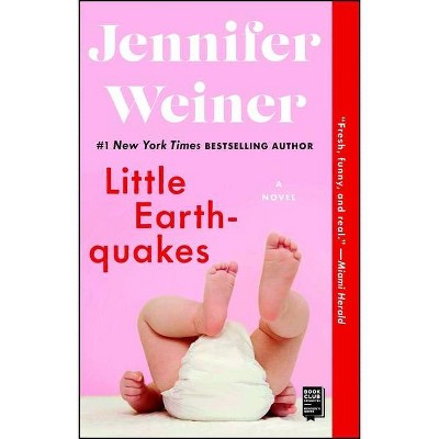 Little Earthquakes (Reprint) (Paperback) by Jennifer Weiner