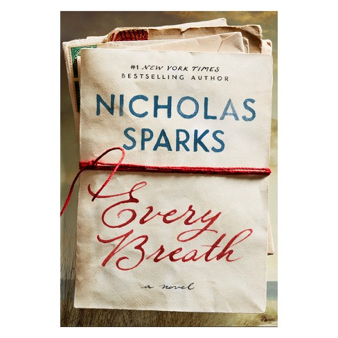 Every Breath by Nicholas Sparks (Hardcover) - image 1 of 1