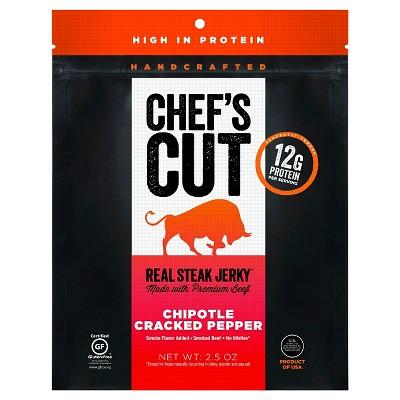 Jerky & Dried Meats: Chef's Cut Jerky