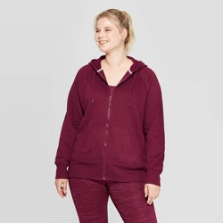 Women's Plus Size Authentic Fleece Sweatshirt Full Zip - C9 Champion®
