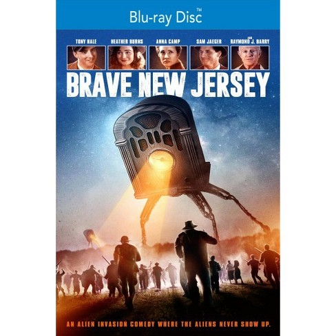 Brave New Jersey (Blu-ray) - image 1 of 1