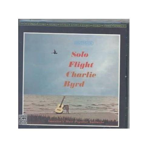 Charlie Byrd - Solo Flight (CD) - image 1 of 1