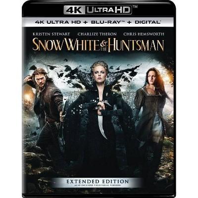 Snow White and the Huntsman (4K/UHD)(2016)