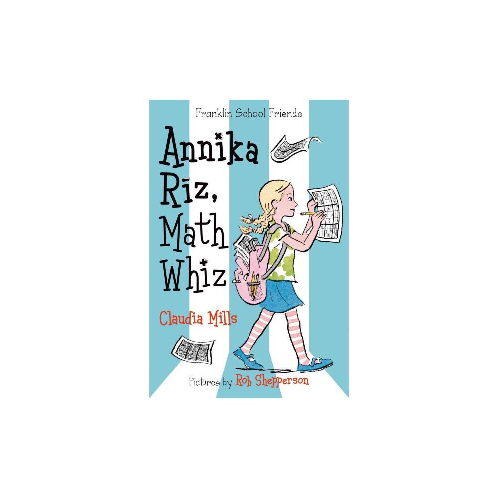 Annika Riz, Math Whiz (Hardcover)