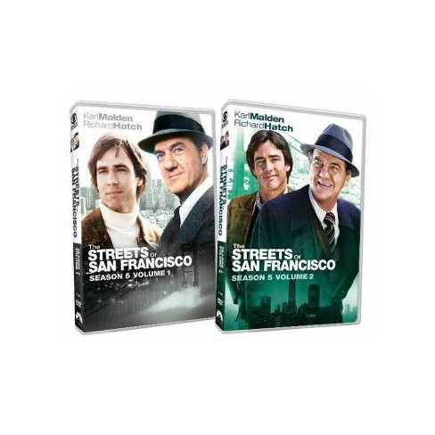 The Streets of San Francisco: Season 5 (DVD) - image 1 of 1