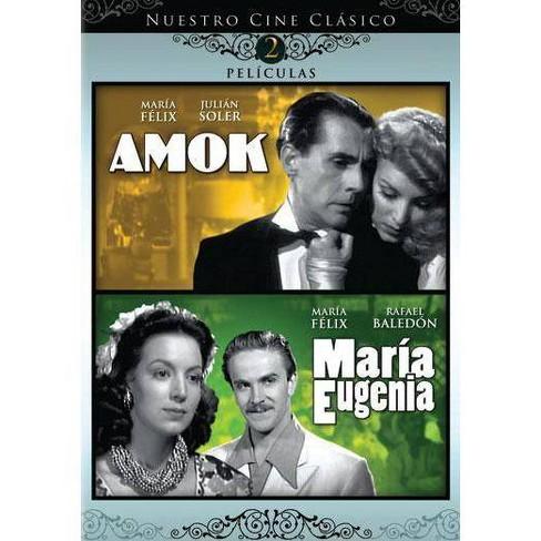 Amok / Maria Eugenia (DVD) - image 1 of 1