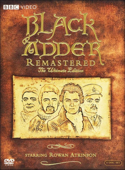 Black adder:Ultimate edition (DVD) - image 1 of 1