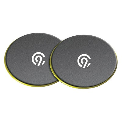 C9 Champion® Gliding Core Discs 2pk with Exercise Guide