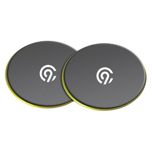 6ba8326bc3ce C9 Champion® Gliding Core Discs 2pk With Exercise Guide   Target