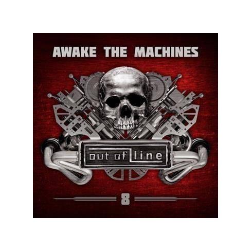 Various - Awake The Machines Vol. 8 (CD) - image 1 of 1