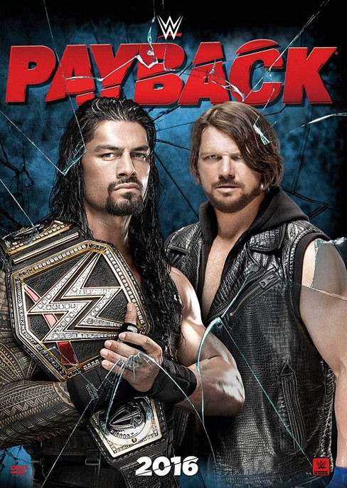 Wwe:Payback 2016 (DVD) - image 1 of 1