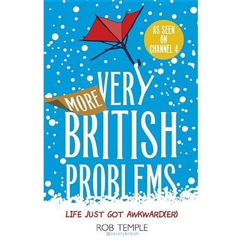 Very British Problems Abroad - by  Rob Temple (Paperback) - image 1 of 1