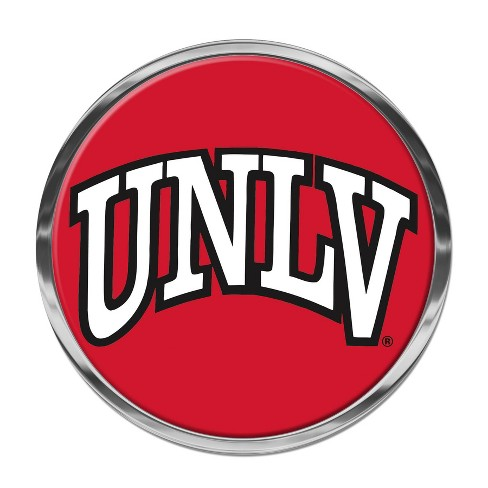 NCAA UNLV Rebels Chrome Auto Emblem - image 1 of 1