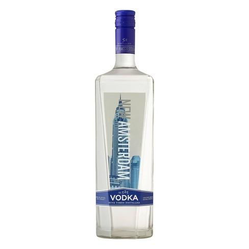 New Amsterdam Vodka - 750ml Bottle - image 1 of 3