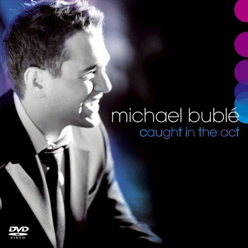 Michael Bublé - Caught in the Act (CD) - image 1 of 1