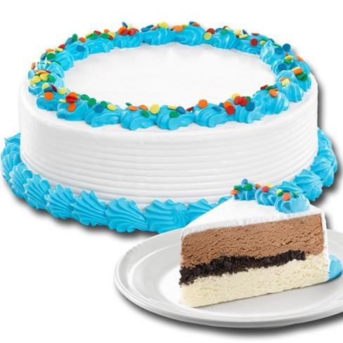 Friendlys Premium Ice Cream Cake