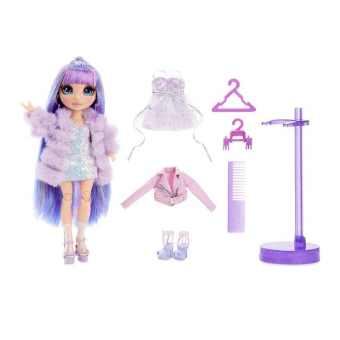 Rainbow High Violet Willow – Purple Fashion Doll with 2 Outfits - image 1 of 4