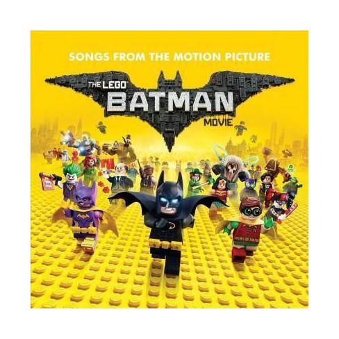 Various - Lego Batman Movie (Ost) (Vinyl) - image 1 of 1