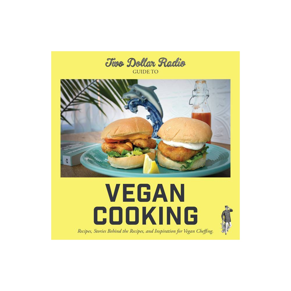 Two Dollar Radio Guide to Vegan Cooking - by Jean-Claude Van Randy & Eric Obenauf (Paperback) Book Synopsis Probably the most fun we've ever had reading a cookbook! If you're looking for a) a romp of a read and b) accessible and delicious vegan ideas to add to your arsenal, look no further. --Anna Weber, White Whale Bookstore The Two Dollar Radio Guide to Vegan Cooking is a distinctively imaginative spin on a cookbook that could only come from the minds at Two Dollar Radio, combining equal-parts vegan cheffing prowess, humorous stories of adventure and mystery, and punk rock. Imagine Parts Unknown with Anthony Bourdain. But focused on hyping vegan food. Crossed with Scooby Doo. A vegan diet is on the rise and Two Dollar Radio Headquarters in Columbus, Ohio, has be a vegan comfort food mecca thanks to celebrity chefs Jean-Claude van Randy and Speed Dog (with constructive criticism from Eric Obenauf). Join them in this guide as they craft delectable recipes, solve mysteries, and slay Vegan Hunger Demons. If you've searched online for a recipe, you've likely encountered a digressive treatise on family history or mundane childhood reflection, none of which actually has anything to do with how to make enchilada sauce. After extensive scrolling, you've really only uncovered that self-taught chef/blogger Linda needs to talk to a professional counselor about her relationship with her mother. In the Two Dollar Radio Guide to Vegan Cooking, executive vegan chefs Jean-Claude van Randy and Speed Dog (with constructive criticism from Eric Obenauf) unearth a fount of vegan cheffing knowledge. In addition to exquisite recipes and vegan life hacks, they, too, view food as a story: nary a meal is prepared without recalling when Speed Dog summited Old Goat Mountain in Banff, armed with nothing more than a sack full of cherry Ring Pops and a wily pack burro. The Two Dollar Radio Guide to Vegan Cooking is for you if: * You're looking for satisfying comfort food; * You're interested in 