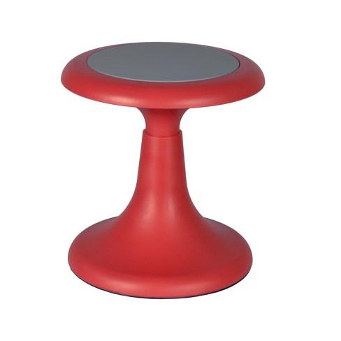 Cool 13 Glow Wobble Stool Red Regency Inzonedesignstudio Interior Chair Design Inzonedesignstudiocom