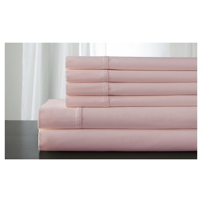 Camden 350 Thread Count 100% Cotton Bonus Sheet Set (King)Rose