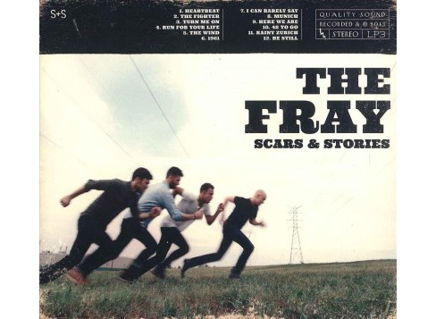 Fray - Scars & Stories (CD) - image 1 of 1