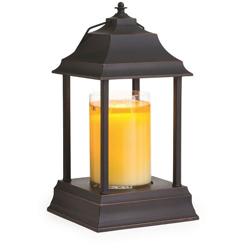 Decorative Candle Warmer Lantern Bronze - Candle Warmers Etc.® - image 1 of 2