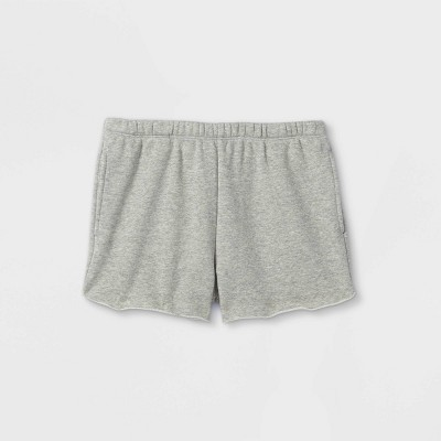 Girls' Fleece Dolphin Shorts - art class™