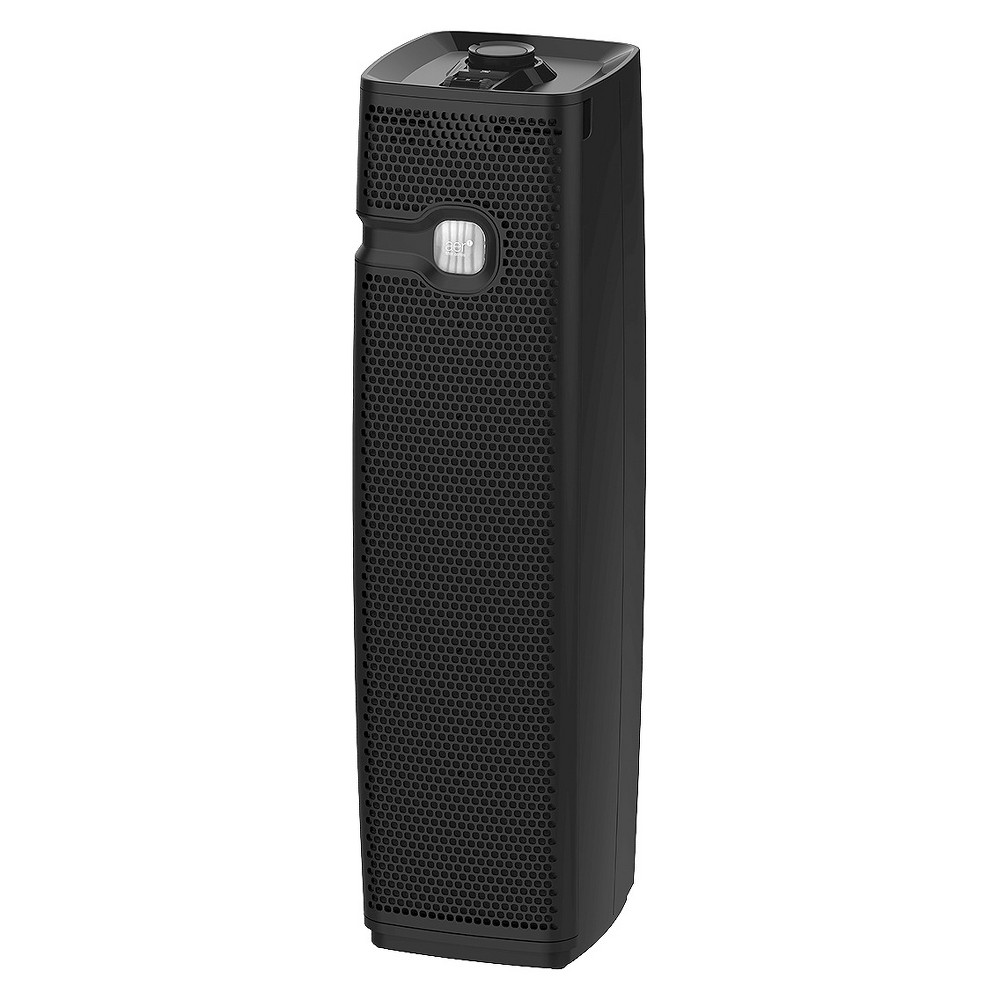 Holmes Maximum Dust Removal with Visipure filter Viewing Window Air Purifier Tower For Medium Rooms (HAP9425B)