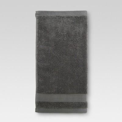 Performance Washcloth Radiant Gray - Threshold™