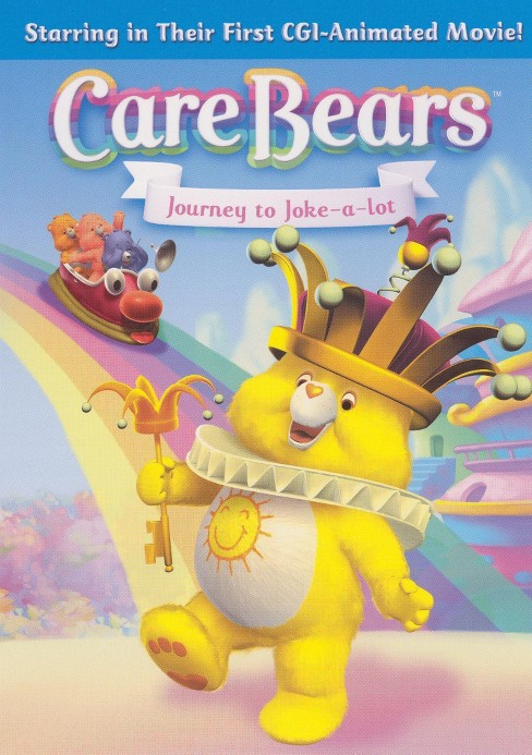 Care Bears: Journey to Joke-a-Lot - image 1 of 1