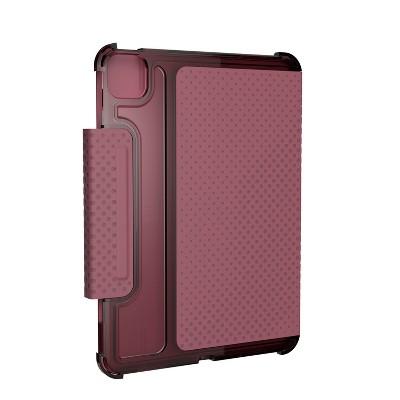 (U) by UAG Apple iPad Pro 11-inch (3rd Gen, 2021) Lucent Case - Aubergine/Dusty Rose