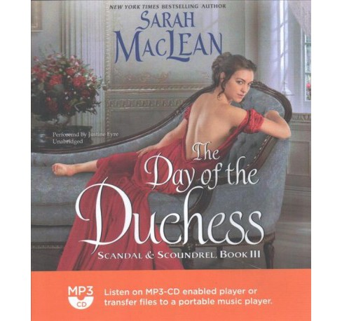 Day of the Duchess (MP3-CD) (Sarah MacLean) - image 1 of 1