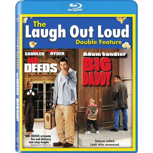 Big Daddy / Mr. Deeds (Blu-ray) - image 1 of 1