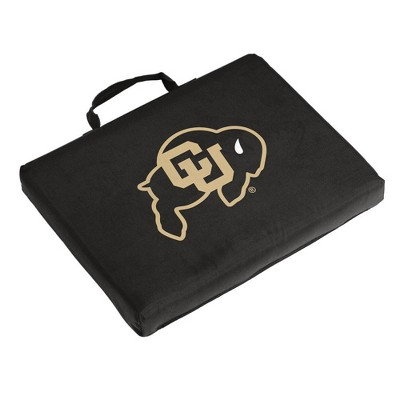 """NCAA Colorado Buffaloes Black 14""""x11"""" Bleacher Cushion"""