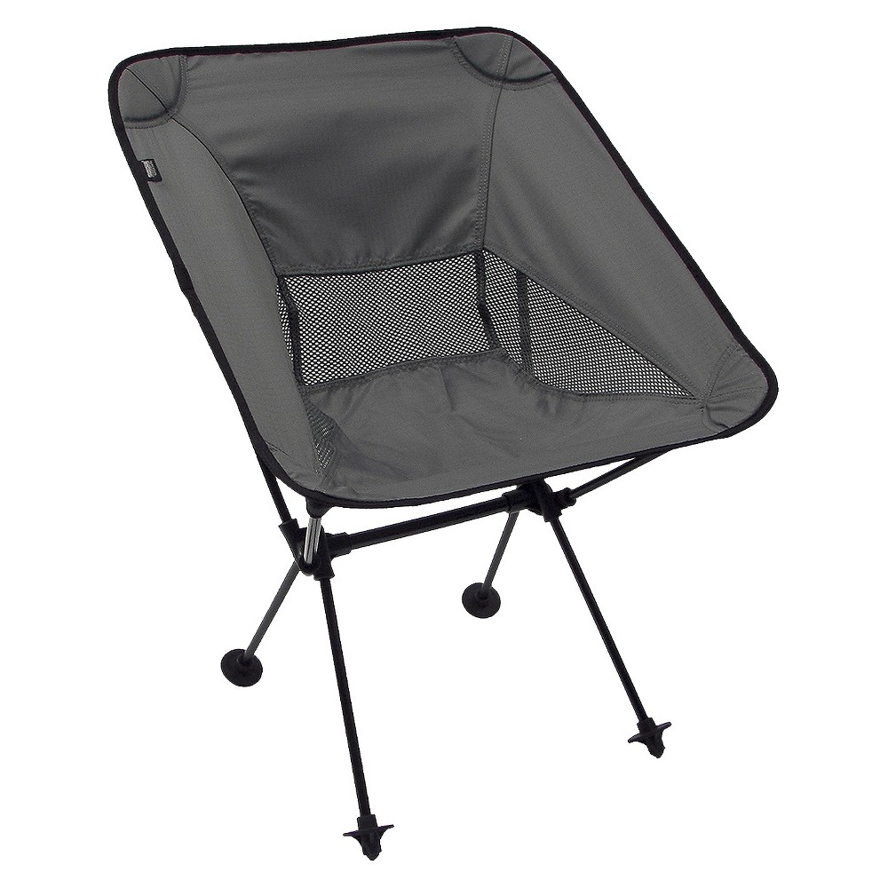 Portable Chair with Carrying Case Travel Chair with Carrying Case - Black