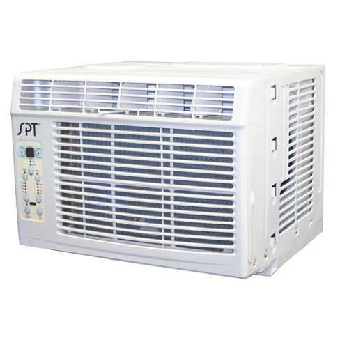 Sunpentown 6000 BTU Window Air Conditioner with Remote Control, White - image 1 of 2