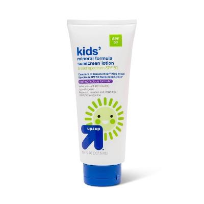 Kids Sunscreen Lotion - SPF 50 - 10.4 fl oz - up & up™