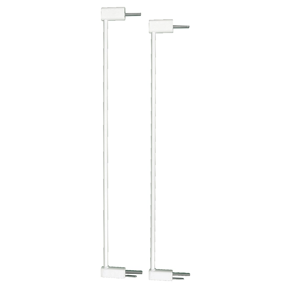 Image of Qdos Designer Gate Extensions for Crystal and Spectrum Pressure Mount Gates - White