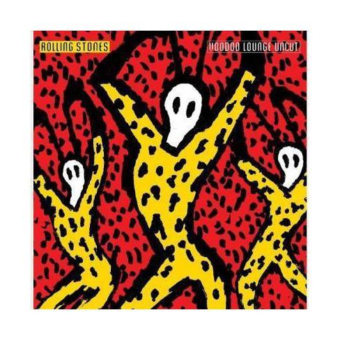 Rolling Stones - Voodoo Lounge Uncut (Vinyl) - image 1 of 1